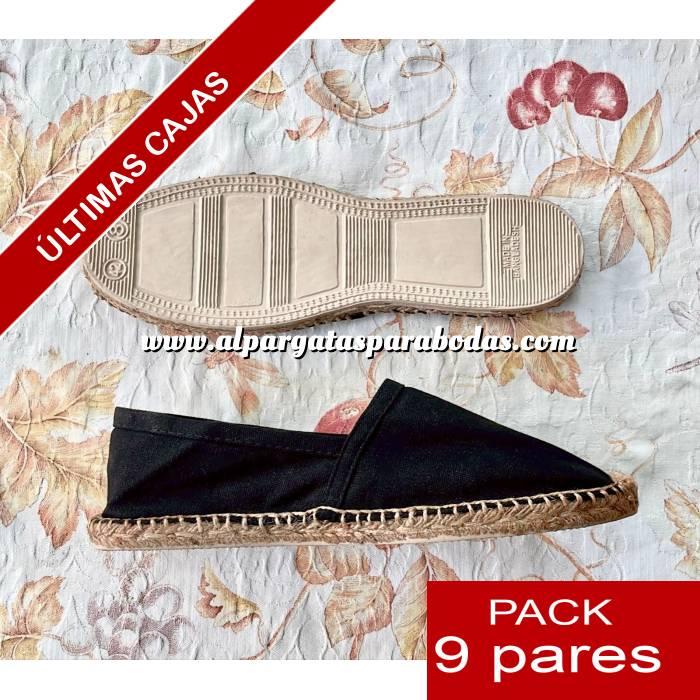 Imagen Mujer Estampadas Alpargata estampada RAYAS HERMOSAS Caja 36 pares (Últimas Unidades)
